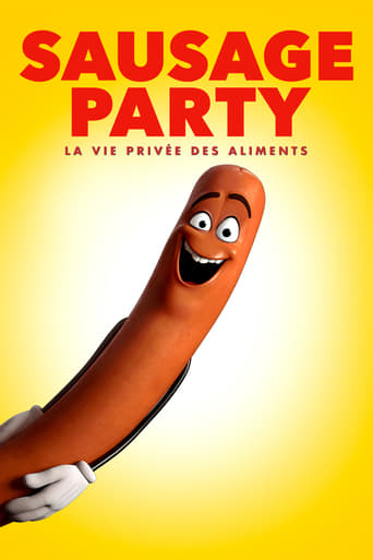 Sausage Party, la vie prive des aliments