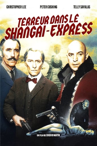 Terreur dans le Shangha-Express
