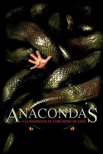 Anacondas: la poursuite de l'orchide de sang