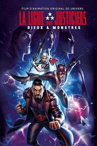 La Ligue des Justiciers : Dieux et Monstres