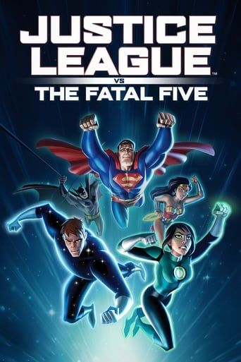 Watch Justice League vs. the Fatal Five Online