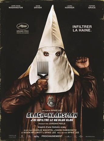 BlacKkKlansman - J'ai infiltr le Ku Klux Klan