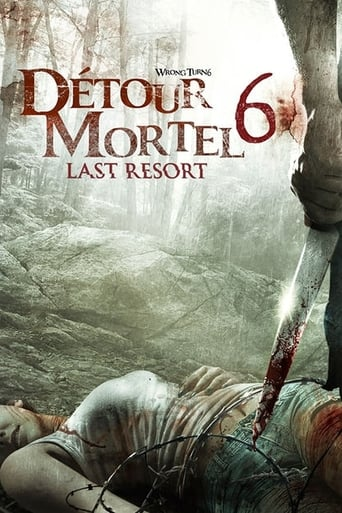 Dtour mortel 6 : Last Resort