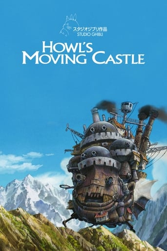 Watch Howl's Moving Castle Online