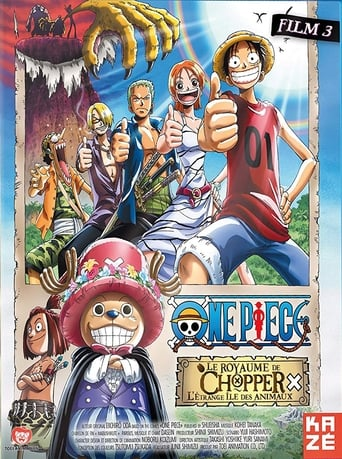 One Piece, film 3 : Le Royaume de Chopper