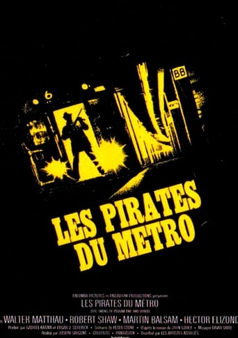 Les Pirates du Mtro