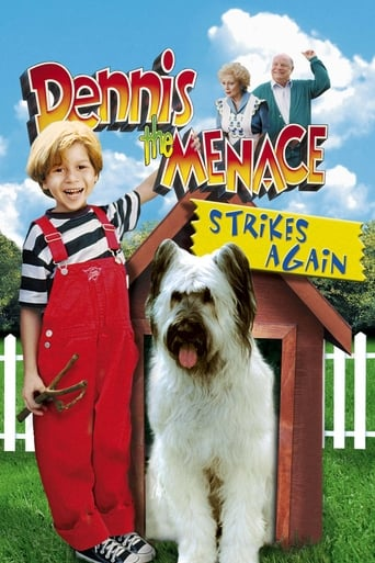 Dennis the Menace Strikes Again!