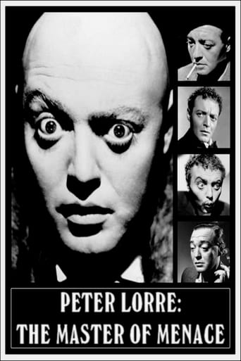 Watch Full Peter Lorre: The Master of Menace