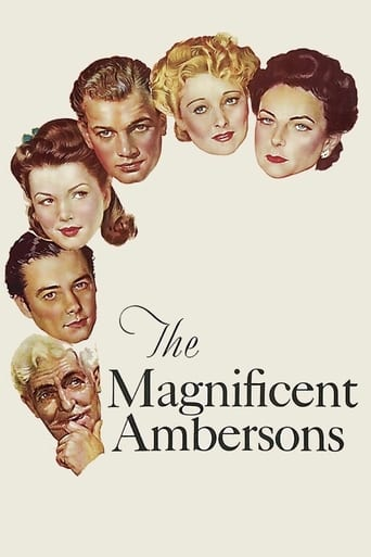 The Magnificent Ambersons video