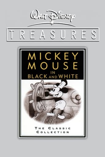 Walt Disney Treasures - Mickey Mouse in Black and White