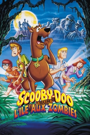 Scooby-Doo ! Sur l'le aux zombies