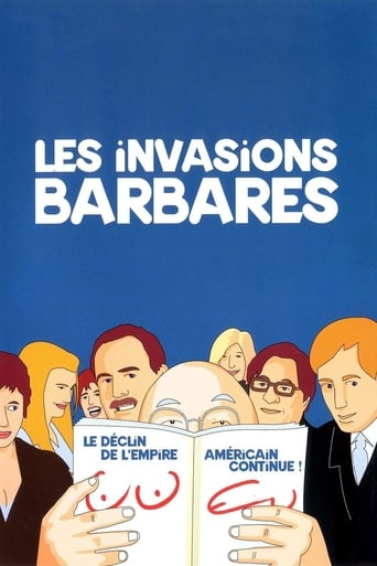 Watch Full Les invasions barbares