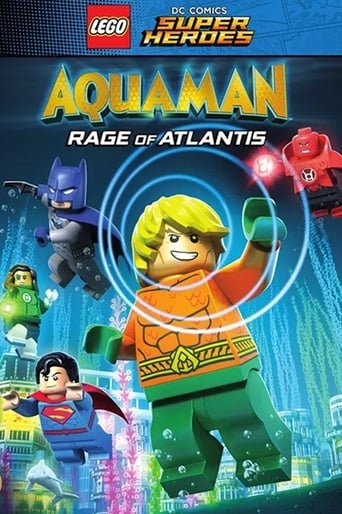 Lego DC Comics Super Hros : Aquaman - Rage of Atlantis
