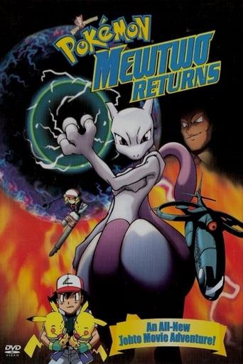 Pokmon: Mewtwo Returns