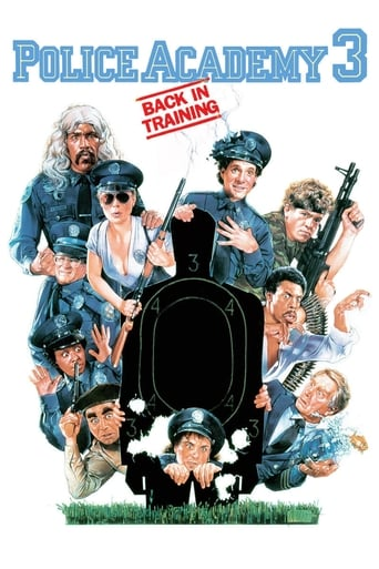 Watch Police Academy 3: Back in Training Online