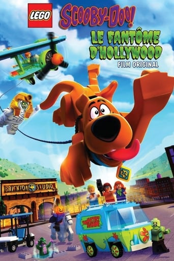 LEGO Scooby-Doo ! : Le fantme d'Hollywood