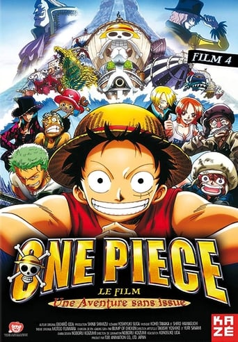 One Piece, film 4 : L'Aventure sans issue