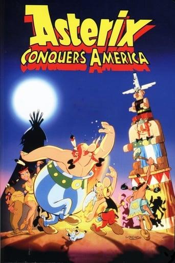 Asterix Conquers America