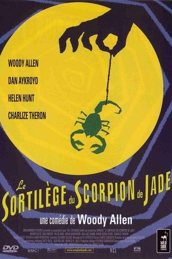 Le Sortilge du scorpion de jade