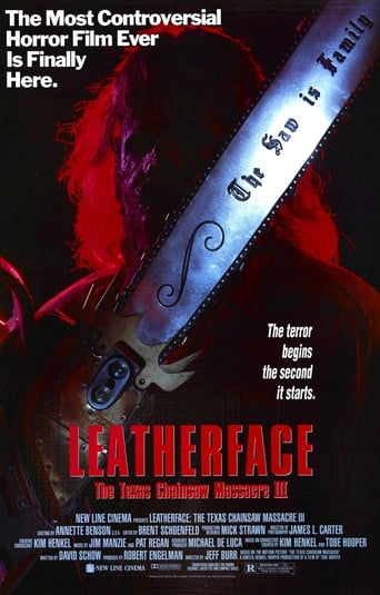 Watch Leatherface: The Texas Chainsaw Massacre III Online