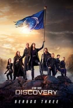 Star Trek: Discovery 3ª Temporada Torrent (2020) Dual Áudio / Legendado WEB-DL 720p | 1080p – Download
