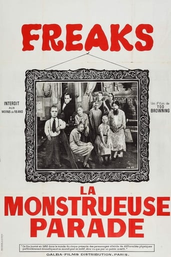 Freaks, la monstrueuse parade