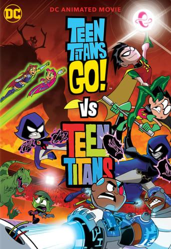 Watch Teen Titans Go! vs. Teen Titans Online