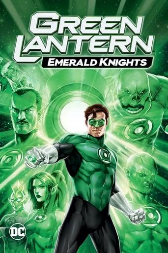 Watch Green Lantern: Emerald Knights Online