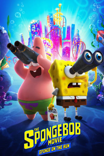 Watch The SpongeBob Movie: Sponge on the Run Online