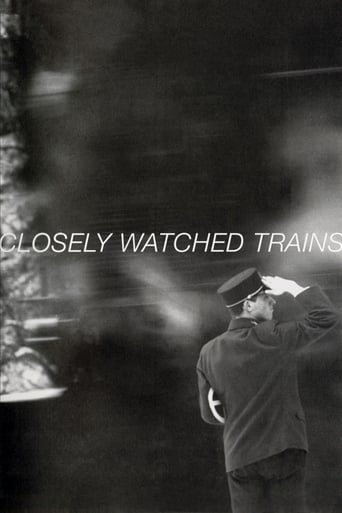 Closely Watched Trains video