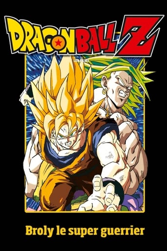 Dragon Ball Z - Broly, Le Super Guerrier Legendaire