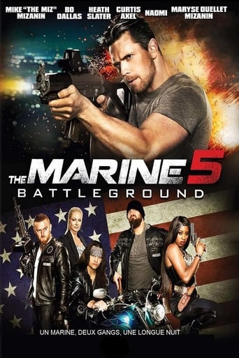 The Marine 5: Battleground
