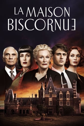La maison biscornue d'aprs Agatha Christie
