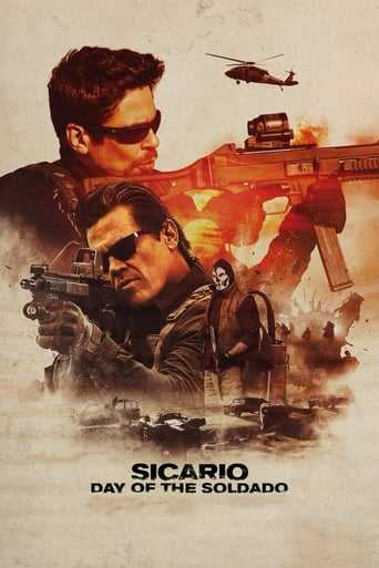 Sicario: Day of the Soldado video