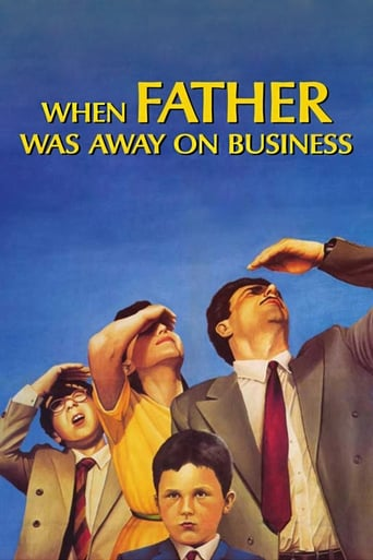 When Father Was Away on Business video