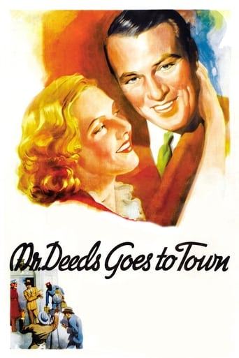 Watch Mr. Deeds Goes to Town Online