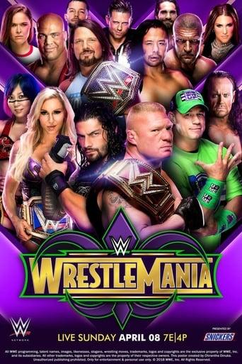WWE WrestleMania 34
