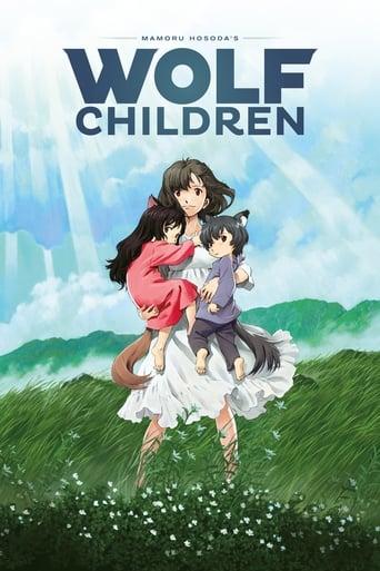 Watch Wolf Children Online