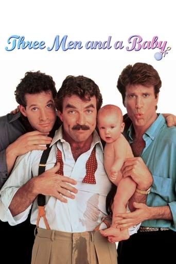 Trois Hommes et un bb