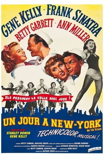 Un jour New-York