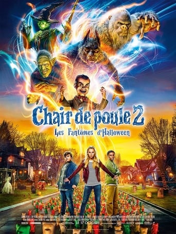 Chair de poule 2 : Les Fantmes d'Halloween