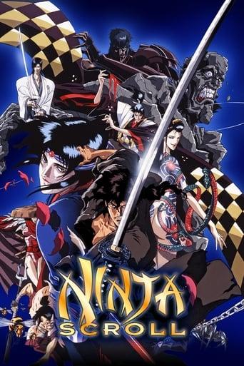 Watch Ninja Scroll Online