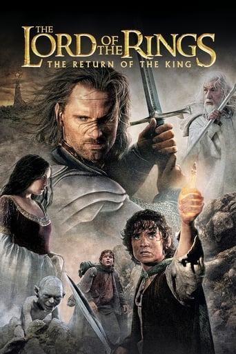 The Lord of the Rings: The Return of the King video