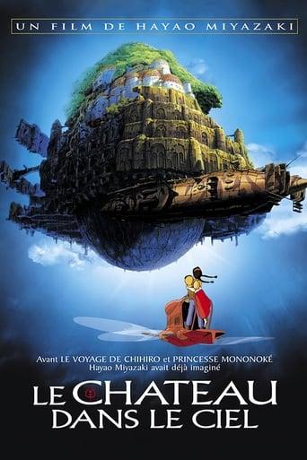 Watch Full Le Château dans le ciel