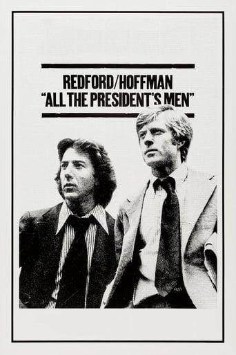 All the President's Men video