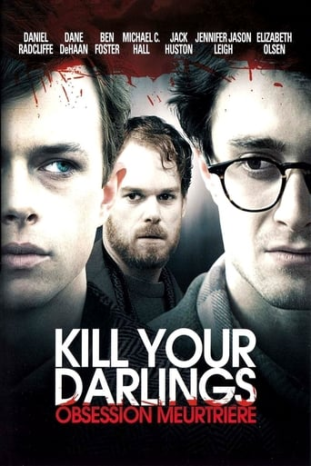 Kill your darlings - Obsession meurtrire