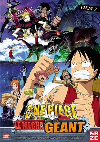 One Piece, film 7 : Le Soldat mcanique gant du chteau Karakuri