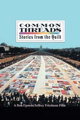 Watch Full Common Threads: Stories from the Quilt