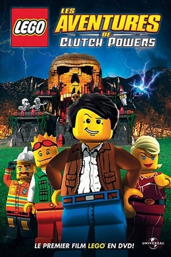 LEGO - Les aventures de Clutch Powers