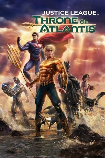 Watch Justice League: Throne of Atlantis Online